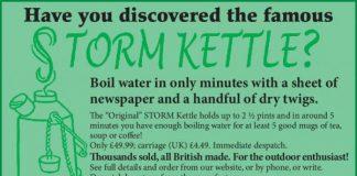 Storm Kettle