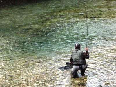 The Leader to Hand technique of fly fishing is a paradigm shift in modern thinking