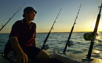 Fishing Shoot Darwin Harbour