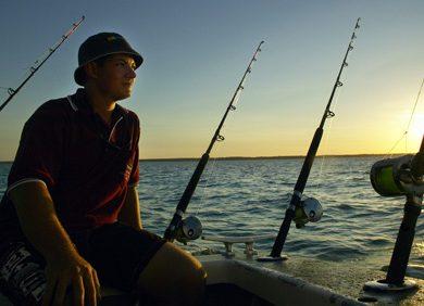 Fishing Shoot Darwin Harbour