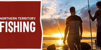 Fishing in Australia's NT