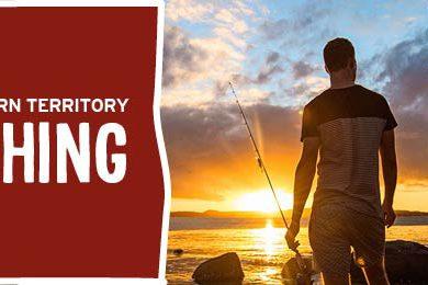 Fishing in Australia's NT