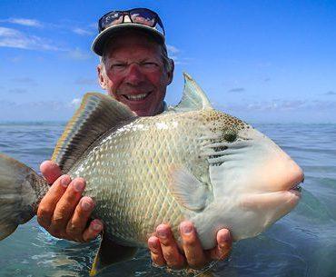 Alphonse Island Fishing