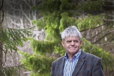 Orri Vigfusson of NASF