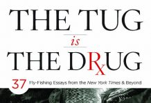 The Tug is The Drug by Chris Santella
