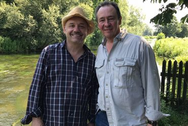 Bob Mortimer and Paul Whitehouse go fishing
