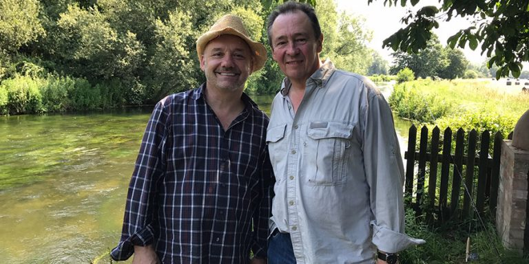 Bob Mortimer and Paul Whitehouse go fishing