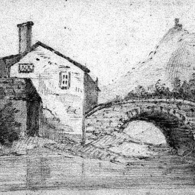 Sketch by Charles Farlow