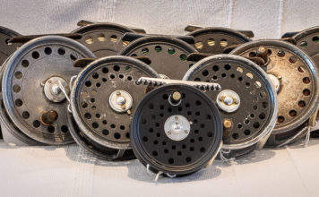 Hardy St George fly fishing reels