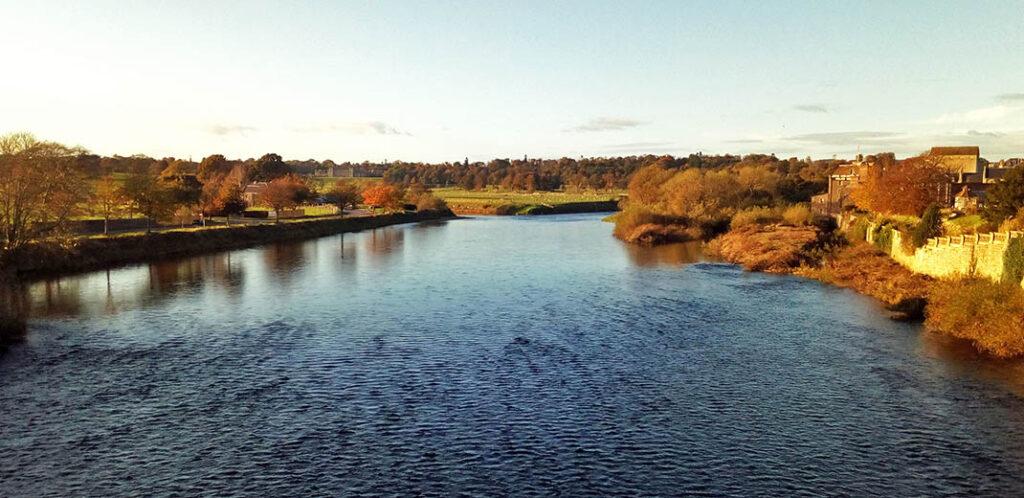 Junction Pool - River Tweed