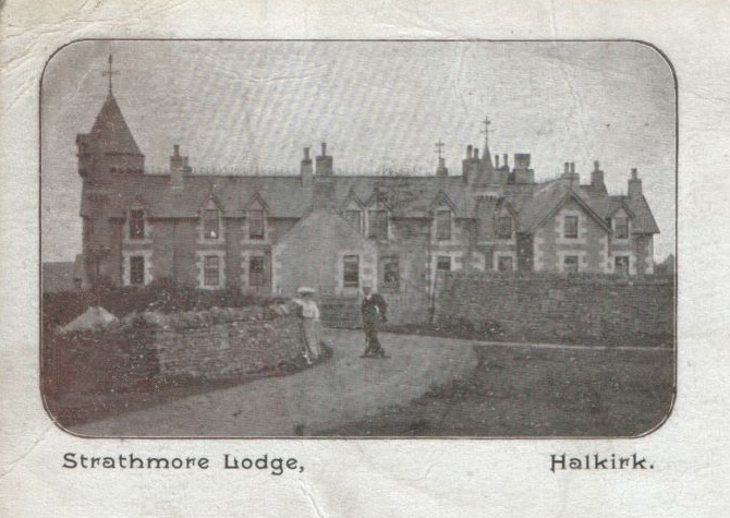 Strathmore Lodge